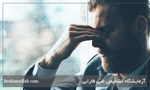 آسیب استرس به بدن