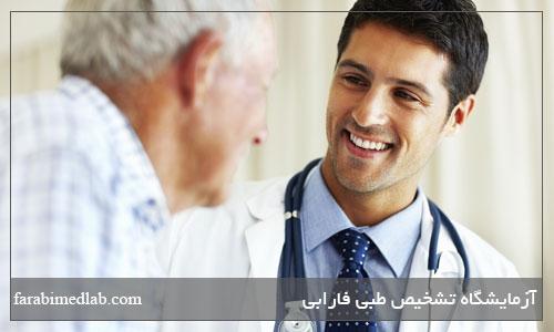 غربالگری دیابت در مردان