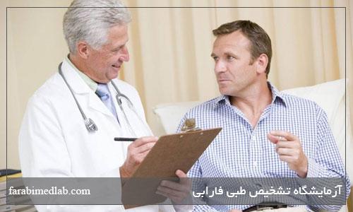 کولونوسکوپی و سیگموئیدوسکوپی در مردان