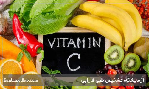 نشانههای کمبود ویتامین C