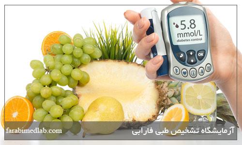 تغذیه در کنترل دیابت