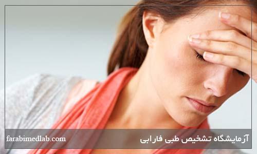 دلایل سردرد بعد از زایمان