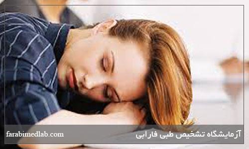 درمان سندروم خستگی مزمن