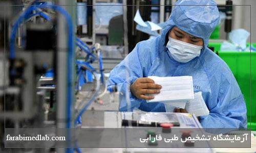 تیم WHO در تهران