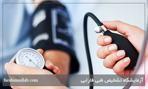 علائم فشار خون
