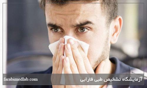 6 درمان آبریزش بینی